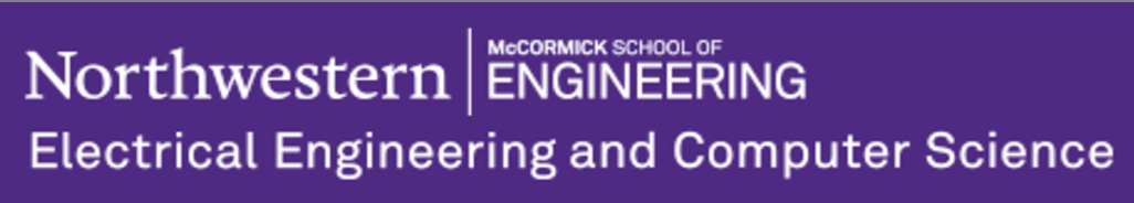 Northwestern University Mccormick School of Engineering, Department of Electrical Engineering & Computer Science